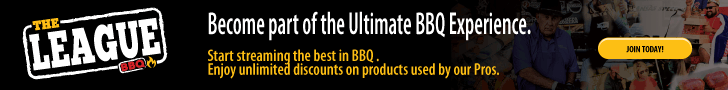 Join the BBQ League today!